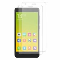 Xiaomi Redmi 2/ Redmi 2A/ Hongmi 2/ Redmi 2 Prime: Lot / Pack de 2x Films de protection d'écran clear transparent
