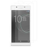 """Sony Xperia L1 5.5"""" G3311 G3312 G3313: Lot / Pack de 2x Films de protection d'écran clear transparent"""
