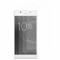 """Sony Xperia L1 5.5"""" G3311 G3312 G3313: Lot / Pack de 3x Films de protection d'écran clear transparent"""