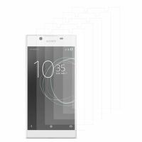 """Sony Xperia L1 5.5"""" G3311 G3312 G3313: Lot / Pack de 5x Films de protection d'écran clear transparent"""
