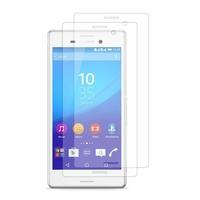 Sony Xperia M4 Aqua/ M4 Aqua Dual: Lot / Pack de 2x Films de protection d'écran clear transparent