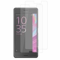 Sony Xperia X Performance/ Dual F8131 F8132 (non compatible Xperia X): Lot / Pack de 2x Films de protection d'écran clear transparent