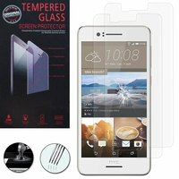 HTC Desire 728 dual sim/ 728G dual sim: Lot / Pack de 2 Films de protection d'écran Verre Trempé