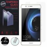 """Huawei Honor V8 5.7"""" (non compatible Honor 8): 1 Film de protection d'écran Verre Trempé"""