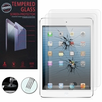 Apple iPad 2/ 3 (nouvel iPad) /4 Retina: Lot / Pack de 2 Films de protection d'écran Verre Trempé