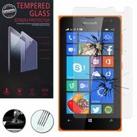 Microsoft Nokia Lumia 435/ 435 Dual SIM: 1 Film de protection d'écran Verre Trempé
