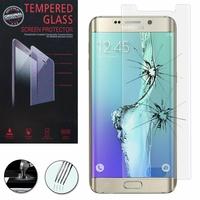Samsung Galaxy S6 edge+ SM-G928F/ S6 edge PLUS/ edge+ Duos G928G G928T G928A G928I G928V G928P G928R (non compatible Galaxy S6/ S6 edge): 1 Film de protection d'écran Verre Trempé