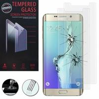 Samsung Galaxy S6 edge+ SM-G928F/ S6 edge PLUS/ edge+ Duos G928G G928T G928A G928I G928V G928P G928R (non compatible Galaxy S6/ S6 edge): Lot / Pack de 2 Films de protection d'écran Verre Trempé