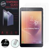 Samsung Galaxy Tab A 8.0 (2017) T380 T385/ Tab A2 S: Lot / Pack de 2 Films de protection d'écran Verre Trempé