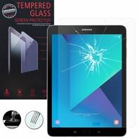 Samsung Galaxy Tab S3 9.7 SM-T820 SM-T825: 1 Film de protection d'écran Verre Trempé