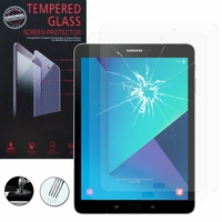 Samsung Galaxy Tab S3 9.7 SM-T820 SM-T825: Lot / Pack de 2 Films de protection d'écran Verre Trempé