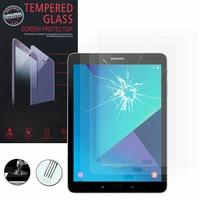 Samsung Galaxy Tab S3 9.7 SM-T820 SM-T825: Lot / Pack de 3 Films de protection d'écran Verre Trempé