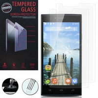 THL T6C 3G SmartPhone 5.0'': Lot / Pack de 2 Films de protection d'écran Verre Trempé
