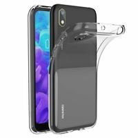 """Huawei Y5 (2019) 5.71"""" AMN-LX1/ AMN-LX2/ AMN-LX3/ AMN-LX9 [Les Dimensions EXACTES du telephone: 147.1 x 70.8 x 8.5 mm]: Coque Silicone gel UltraSlim et Ajustement parfait - TRANSPARENT"""