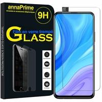 """Huawei Y9s (2019) 6.59"""" STK-L21 STK-L22 STK-LX3 (non compatible Huawei Y9 (2019) 6.5""""): 1 Film de protection d'écran Verre Trempé"""