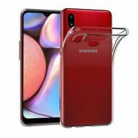 """Samsung Galaxy A10S 6.2"""" SM-A107F SM-A107M A107F/DS A107M/DS (non compatible Galaxy A10E 5.83""""): Coque Silicone gel UltraSlim et Ajustement parfait - TRANSPARENT"""