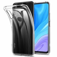 "Huawei Y9s (2019) 6.59"" STK-L21 STK-L22 STK-LX3 (non compatible Huawei Y9 (2019) 6.5""): Coque Silicone gel UltraSlim et Ajustement parfait - TRANSPARENT"