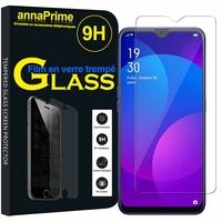 """Oppo F11 6.53"""" CPH1913 CPH1911 (non compatible Oppo F11 Pro) [Les Dimensions EXACTES du telephone: 162 x 76.1 x 8.3 mm]: 1 Film de protection d'écran Verre Trempé"""
