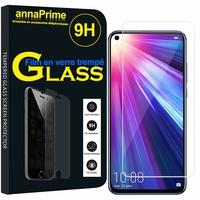 """Huawei P40 Lite/ Nova 6 SE 6.4"""" JNY-L21A L01A L21B L22A L02A L22B LX1 AL10 TL10 (non compatible Huawei P40 lite E 6.39""""): 1 Film de protection d'écran Verre Trempé"""
