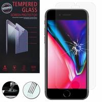 """Apple iPhone SE (2020) 4.7""""/ SE2/ SE (2nd generation) A2275 A2296 A2298 (non compatible iPhone SE 2016 4.0""""): 1 Film de protection d'écran Verre Trempé"""