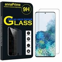 "Samsung Galaxy S20+ Plus/ S20+ 5G 6.7"" SM-G985 G985F SM-G986 (non compatible Galaxy S20 6.2""/ S20 Ultra 6.9""): 1 Film de protection d'écran Verre Trempé"