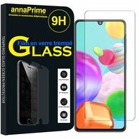 "Samsung Galaxy A41 6.1"" SM-A415F A415F/DSN A415F/DSM [Les Dimensions EXACTES du telephone: 149.9 x 69.8 x 7.9 mm]: 1 Film de protection d'écran Verre Trempé"