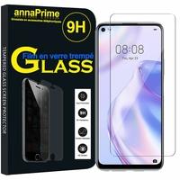 """Huawei P40 lite 5G/ Nova 7 SE 6.5"""" CDY-NX9B CDY-AN00 (non compatible Huawei P40 lite E 6.39""""/ P40 lite 6.4""""): 1 Film de protection d'écran Verre Trempé"""