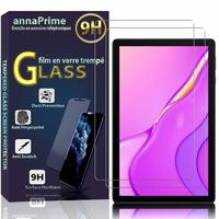 """Huawei MatePad T10S/ T 10s/ T10 10.1"""" AGS3-L09 AGS3-W09 [Les Dimensions EXACTES du Tablette: 240.2 x 159 x 7.9 mm]: Lot / Pack de 2 Films de protection d'écran Verre Trempé"""