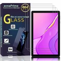 """Huawei MatePad T10S/ T 10s/ T10 10.1"""" AGS3-L09 AGS3-W09 [Les Dimensions EXACTES du Tablette: 240.2 x 159 x 7.9 mm]: Lot / Pack de 3 Films de protection d'écran Verre Trempé"""