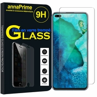 "Huawei Honor V30 Pro/ Honor View30 Pro 6.57"" OXF-AN10 [Les Dimensions EXACTES du telephone: 162.7 x 75.8 x 8.8 mm]: 1 Film de protection d'écran Verre Trempé"