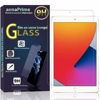 Apple iPad 10.2 (2020)/ iPad 8th Gen/ iPad (8th generation) A2428 A2429 A2270 A2430 [Les Dimensions EXACTES du Tablette: 250.6 x 174.1 x 7.5 mm]: 1 Film de protection d'écran Verre Trempé
