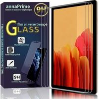 Samsung Galaxy Tab A7 10.4 (2020) SM-T500 SM-T505 SM-T505N SM-T507 [Les Dimensions EXACTES du Tablette: 247.6 x 157.4 x 7 mm]: Lot / Pack de 3 Films de protection d'écran Verre Trempé