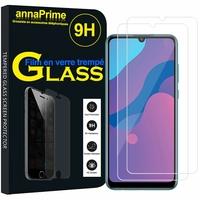 """Huawei Honor 9A/ Honor Play 9A 6.3"""" MOA-LX9N MED-AL20 MOA-AL20 MOA-AL00 MOA-TL00 (non compatible Honor 9 5.15""""): Lot / Pack de 2 Films de protection d'écran Verre Trempé"""