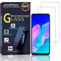 """Huawei P40 Lite E/ Huawei Y7p/ Honor 9C 6.39"""" ART-L28 ART-L29 ART-L29N AKA-L29 (non compatible Huawei P40 Lite 6.4""""): Lot / Pack de 2 Films de protection d'écran Verre Trempé"""