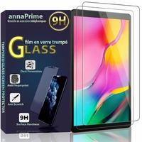 Samsung Galaxy Tab S5e SM-T720 SM-T725 [Les Dimensions EXACTES du Tablette: 245 x 160 x 5.5 mm]: Lot / Pack de 2 Films de protection d'écran Verre Trempé