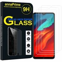 """Blackview A80 Pro 6.49"""" (non compatible Blackview A80 6.21"""") [Les Dimensions EXACTES du telephone: 162.75 x 77 x 8.8 mm]: Lot / Pack de 3 Films de protection d'écran Verre Trempé"""
