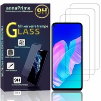 """Huawei P40 Lite E/ Huawei Y7p/ Honor 9C 6.39"""" ART-L28 ART-L29 ART-L29N AKA-L29 (non compatible Huawei P40 Lite 6.4""""): Lot / Pack de 3 Films de protection d'écran Verre Trempé"""