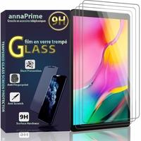 Samsung Galaxy Tab S5e SM-T720 SM-T725 [Les Dimensions EXACTES du Tablette: 245 x 160 x 5.5 mm]: Lot / Pack de 3 Films de protection d'écran Verre Trempé