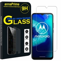 """Motorola Moto G8 Power Lite 6.5"""" XT2055-1 XT2055-2 XT2055-4 (non compatible Moto G8 Power): 1 Film de protection d'écran Verre Trempé"""