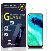 """Motorola Moto G Pro/ G Stylus 6.4"""" [Les Dimensions EXACTES du telephone: 158.6 x 75.8 x 9.2 mm]: 1 Film de protection d'écran Verre Trempé"""