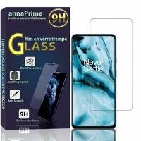 """OnePlus Nord/ OnePlus 8 Nord 5G/ OnePlus Z 6.44"""" AC2001 AC2003 [Les Dimensions EXACTES du telephone: 158.3 x 73.3 x 8.2 mm]: 1 Film de protection d'écran Verre Trempé"""