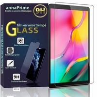 Samsung Galaxy Tab S5e SM-T720 SM-T725 [Les Dimensions EXACTES du Tablette: 245 x 160 x 5.5 mm]: 1 Film de protection d'écran Verre Trempé