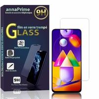 """Samsung Galaxy M31S 6.5"""" SM-M317F SM-M317F/DS SM-M317F/DSN (non compatible Galaxy M31 6.4""""): 1 Film de protection d'écran Verre Trempé"""