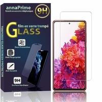 "Samsung Galaxy S20 FE/ S20 FE 4G/ S20 FE 5G/ S20 Fan Edition/ S20 Lite 6.5"" SM-G780F G780F/DSM G781B (non compatible Galaxy S20 6.2""): 1 Film de protection d'écran Verre Trempé"