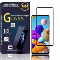 """Samsung Galaxy A21S 6.5"""" SM-A217F A217F/DS A217F/DSN A217M A217N (non compatible Galaxy A21): 1 Film de protection d'écran Verre Trempé"""