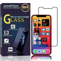 """Apple iPhone 12 6.1"""" A2403 A2172 A2402 A2404 (non compatible iPhone 12 mini 5.4""""): 1 Film de protection d'écran Verre Trempé"""