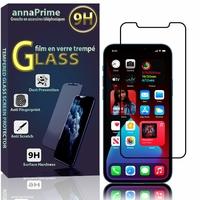 """Apple iPhone 12 Pro 6.1"""" A2407 A2341 A2406 A2408 (non compatible iPhone 12 Pro Max 6.7""""): 1 Film de protection d'écran Verre Trempé"""