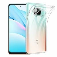 "Xiaomi Mi 10T Lite 5G/ 10T Lite 6.67"" M2007J17G (non compatible Xiaomi Mi 10 Lite 5G 6.57""): Coque Silicone gel UltraSlim et Ajustement parfait - TRANSPARENT"