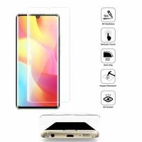 "Xiaomi Mi Note 10 Lite 6.47"" M2002F4LG M1910F4G (non compatible Xiaomi Mi 10 Lite 5G 6.57"") [Les Dimensions EXACTES du telephone: 157.8 x 74.2 x 9.7 mm]: 1 Film en Verre Trempé Bord Incurvé Resistant"