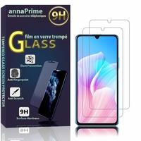 """Huawei Enjoy Z 5G/ Enjoy 20 Pro 6.5"""" DVC-AN00 DVC-AN20 (non compatible Huawei Enjoy 20 5G 6.6""""): Lot / Pack de 2 Films de protection d'écran Verre Trempé"""